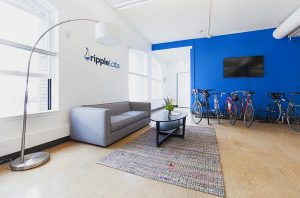 Ripple offices in San Francisko